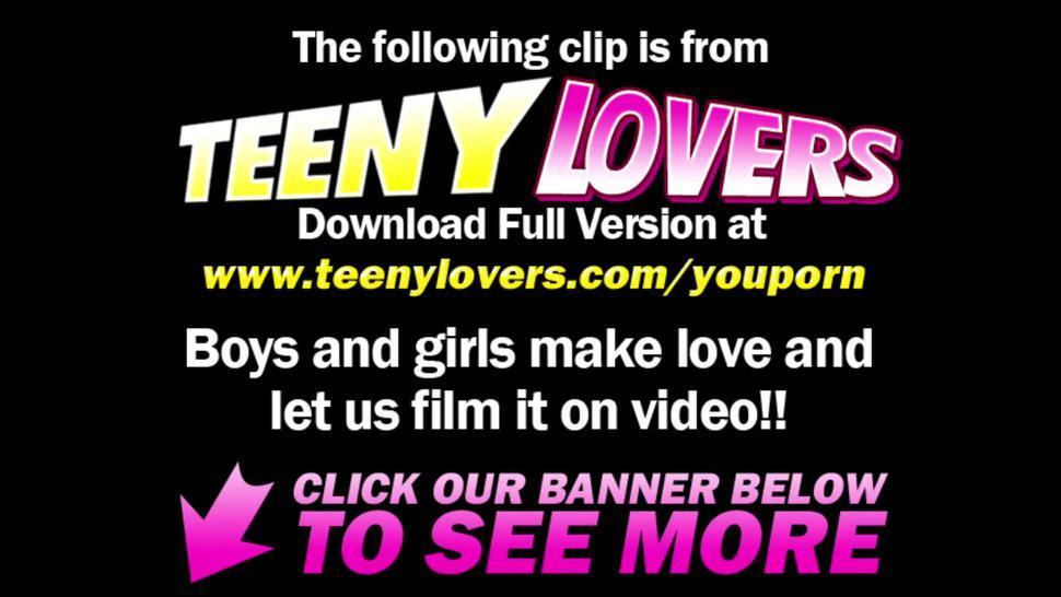 Teeny Lovers - Next level of erotic massage