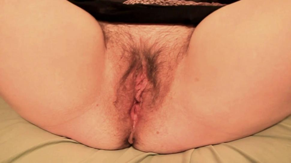 Gf Spreads And Fingers Pussy