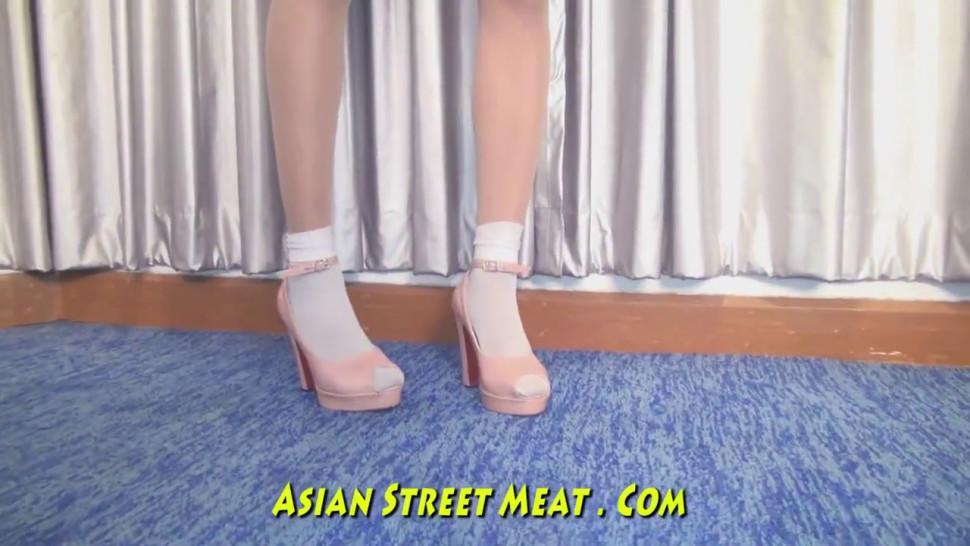 Petite Asian Streetmeat