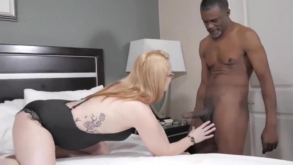 Watch Mature blonde MILF squirts all over BBC - Alex Marie, Mature Squirting, Blonde, Creampie, Interracial Porn