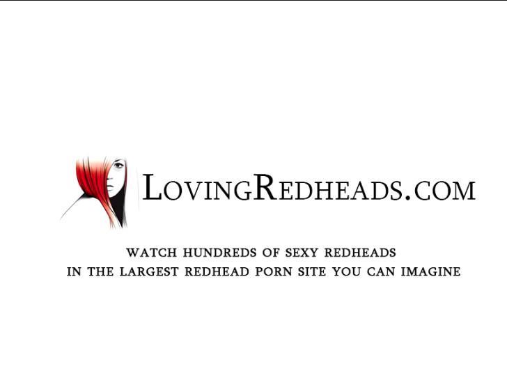 Rough Lesbo Redhead Uses Strapon