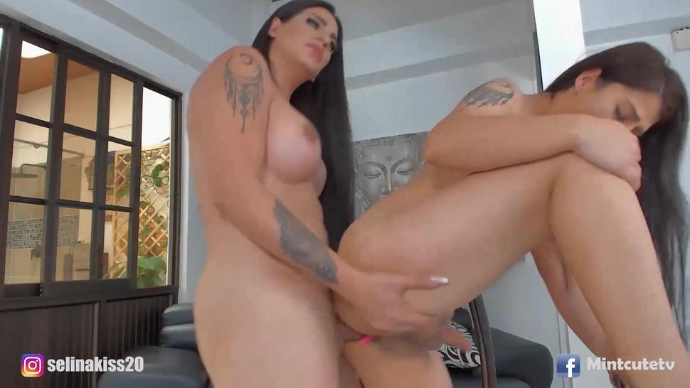 hot tgirl ladyboy big cock screw shemale so hot and cum