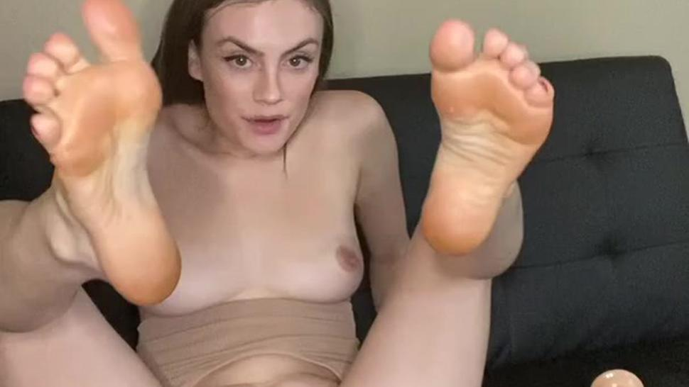 Pale soles and holes