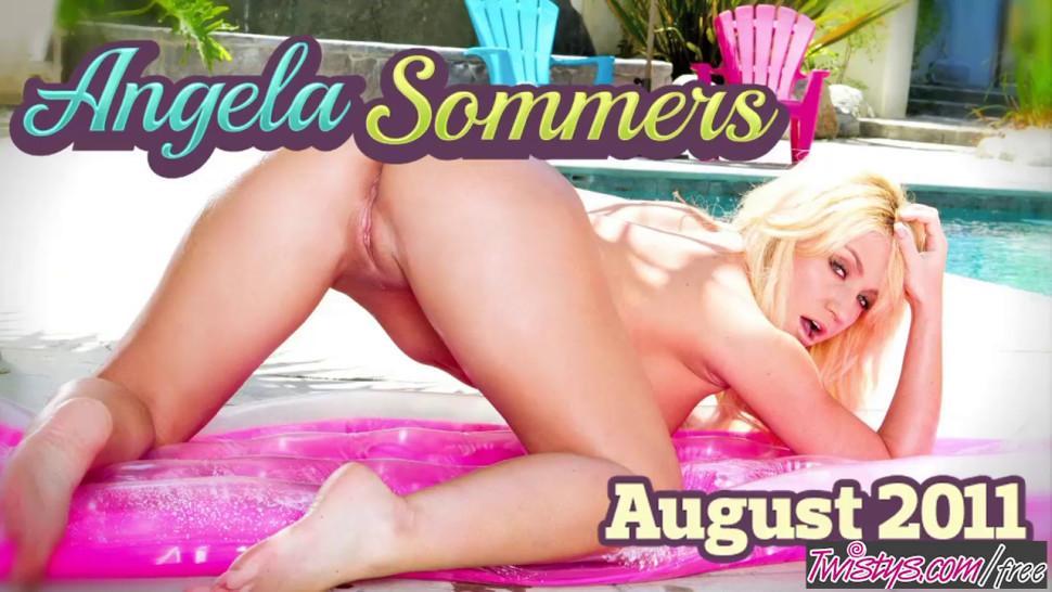 WHEN GIRLS PLAY - Twistys - Celeste StarAngela Sommers starring at Angela And Celeste Get Wet