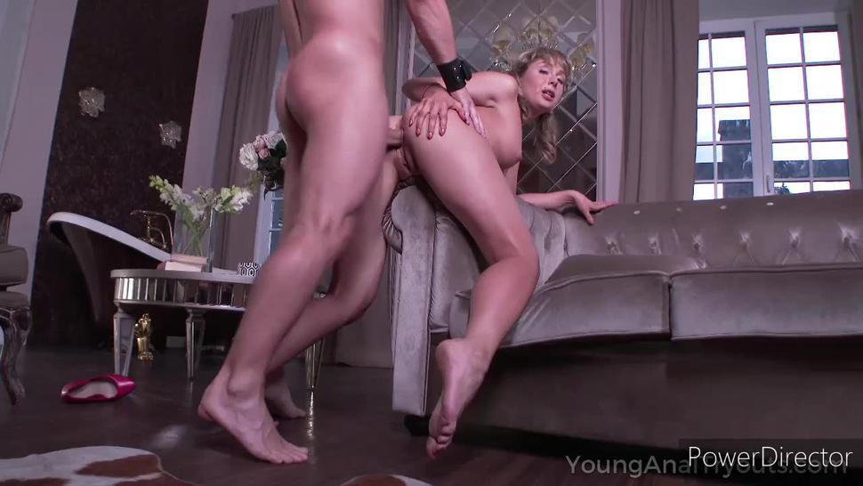 Russian ass and Diamond bent over with ex girlfriends sound effects