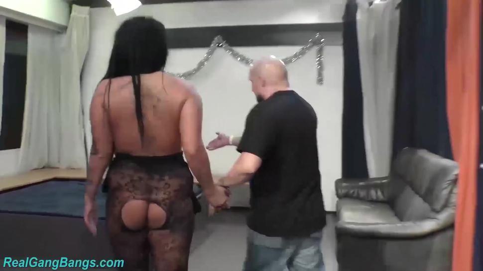 Wild Orgy With Busty Milf Ashley Cum Star - Busty Belle