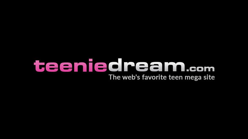 TEENIE DREAM - Beautiful Euro teen pounded after erotic massage