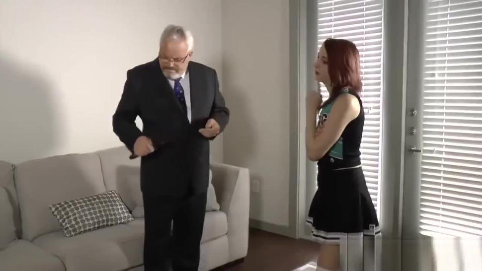 spanking redhead 3