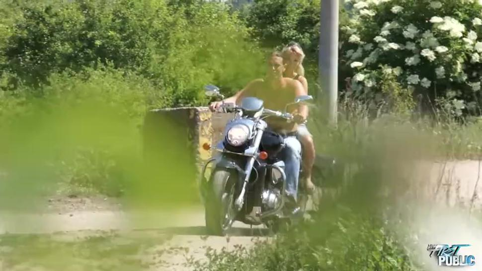 My First Public Maaike - Step Brother Screw In Forest - Horny Step Sister Loves Brother Big Dick