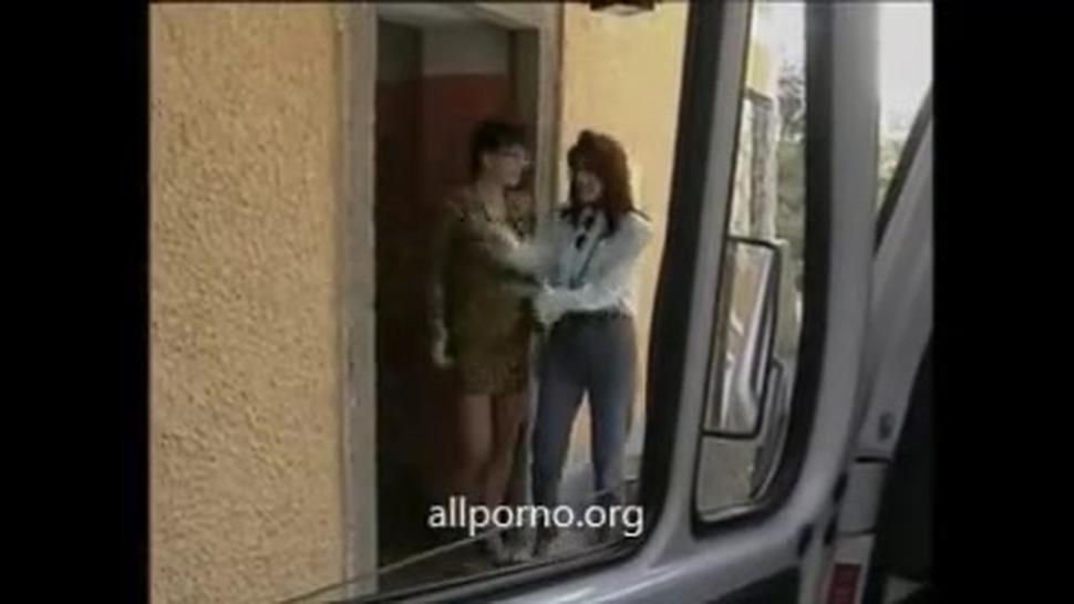 Julia Tchernei Die Anmacherinnen- Teil 2 Die Autopanne (1996) Dina Pearl