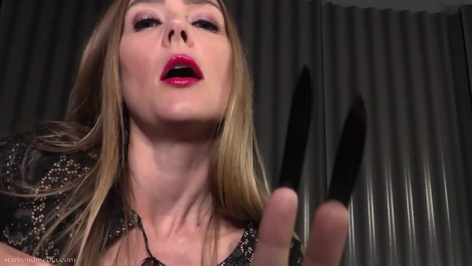 Vampire POV - Long Nails, Biting, POV Blowjob TEASER