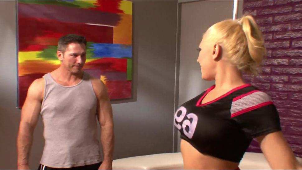 Kagney Linn Karter & John Strong - Dancing With Pornstars - Softcore HD Strip and Lap Dance