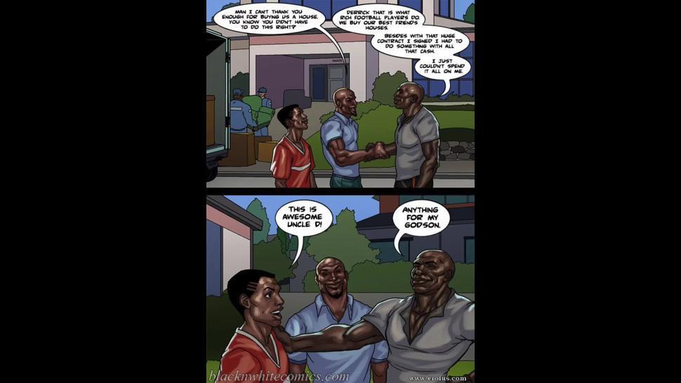 Slut mother Comics
