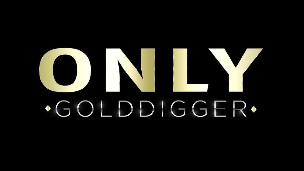 Slapping dick into gold digger Shalina Devine`s shaved snatch - scene by Only3x GoldDigger