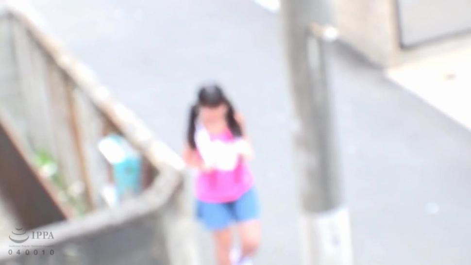 Hot Japanese Teen Slut Fucks A Fat Gross Man