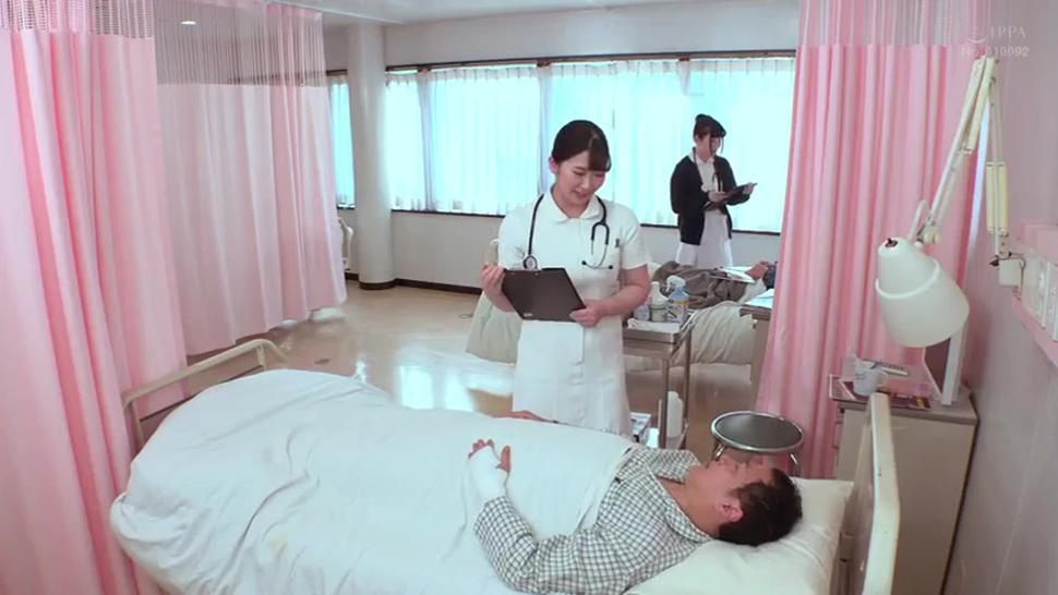 DANDY-709 Nice Bottom Nurse VOL.2 To Bolt With S-Shaped Ass Swinging Cowgirl Assistance That Does Not Move The Man Who Has Erect