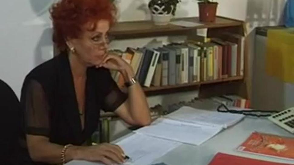 2 perverted german Teacher punish 3 Students