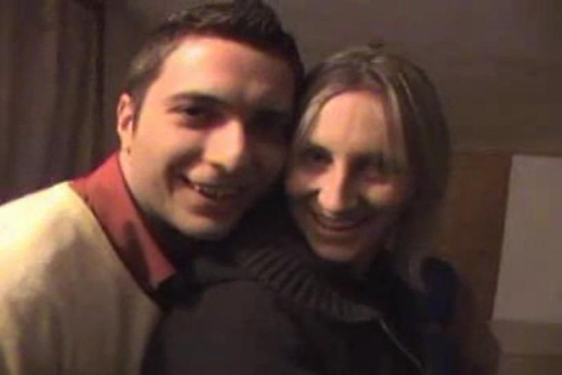 Italian amateur threesome, ex girlfriend