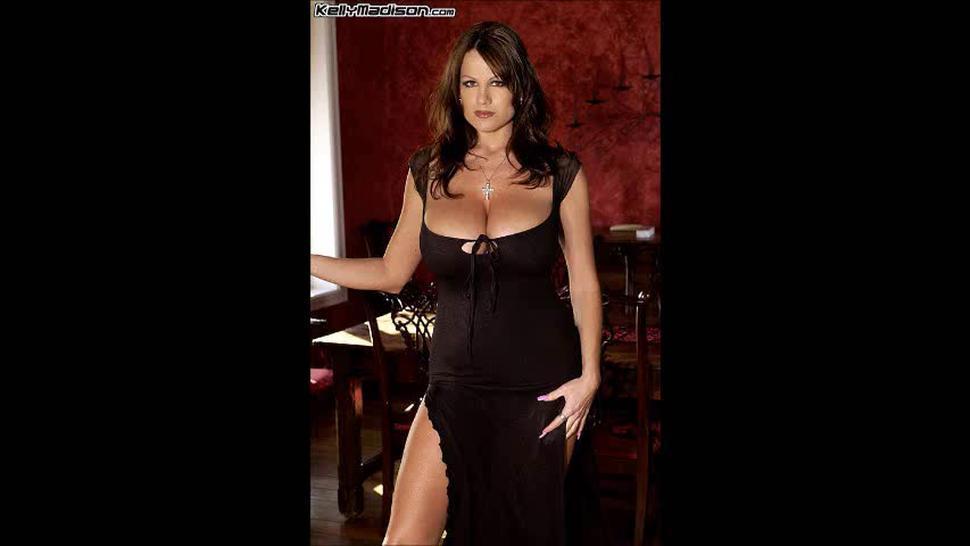 Kelly Madison HUGE 34 FF Natural Titties PICS 'Black Widow' (11-02) Slideshow