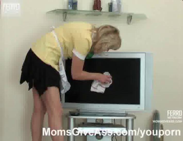 mature maid