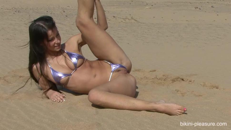 bikini-pleasure - tiffany - 2 strings pt. 2