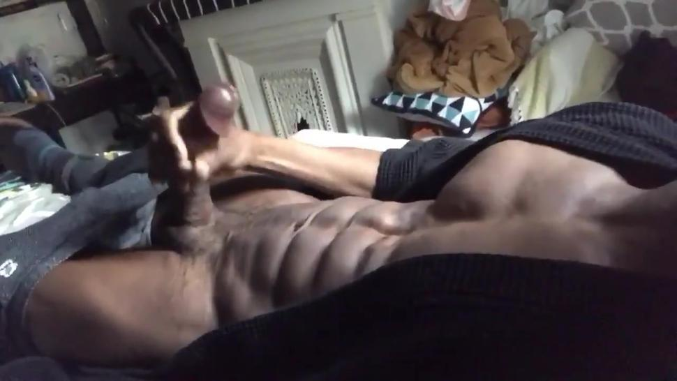 Bbc cumming after seeing the hot personal trainer in the gym