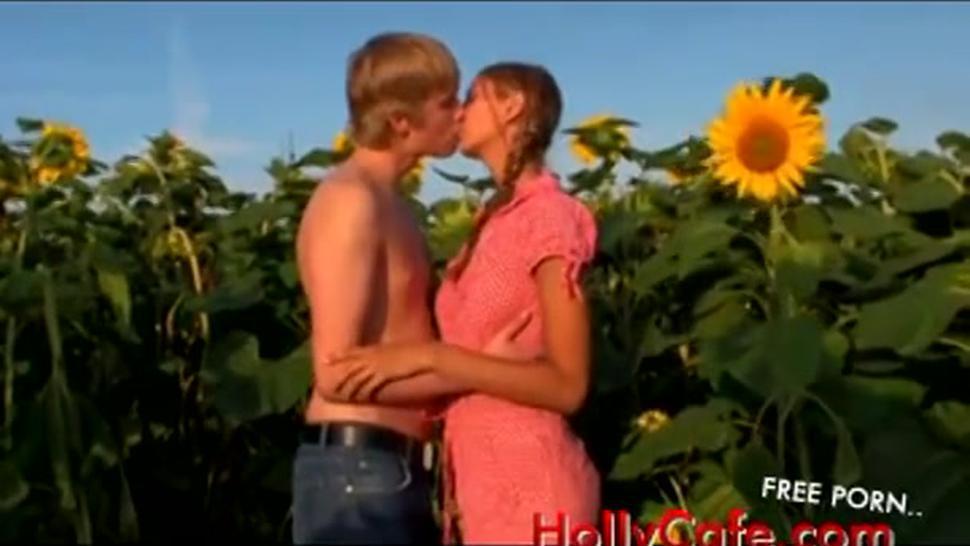 Kitty Jane Sun flower Girl Babes Teen