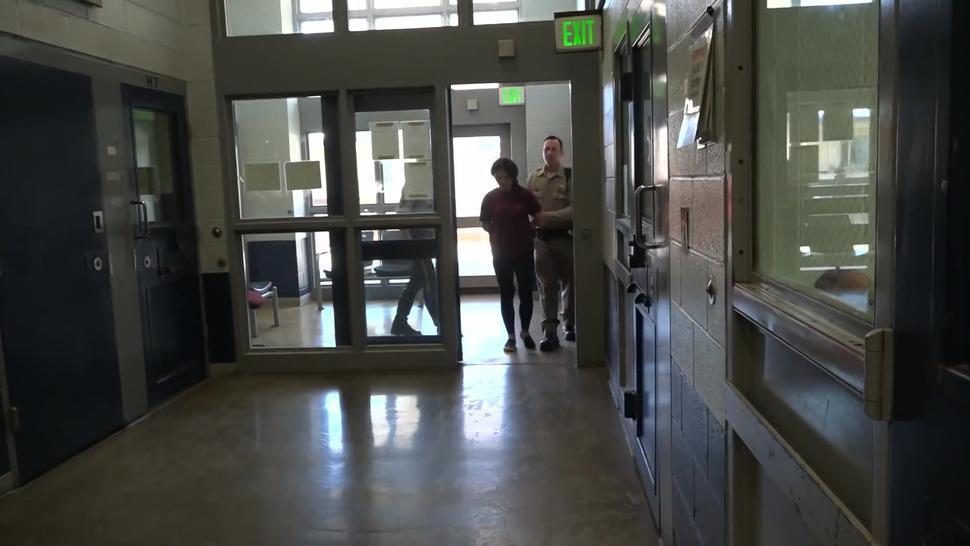 Arrest Roleplay Handcuffed Teen