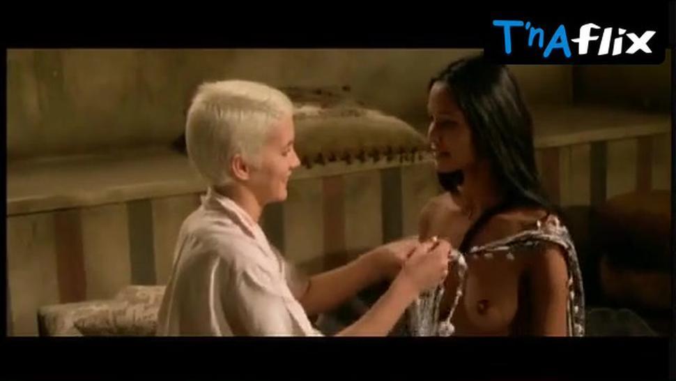 Annie Belle Breasts Scene  in Black Emmanuelle, White Emmanuelle