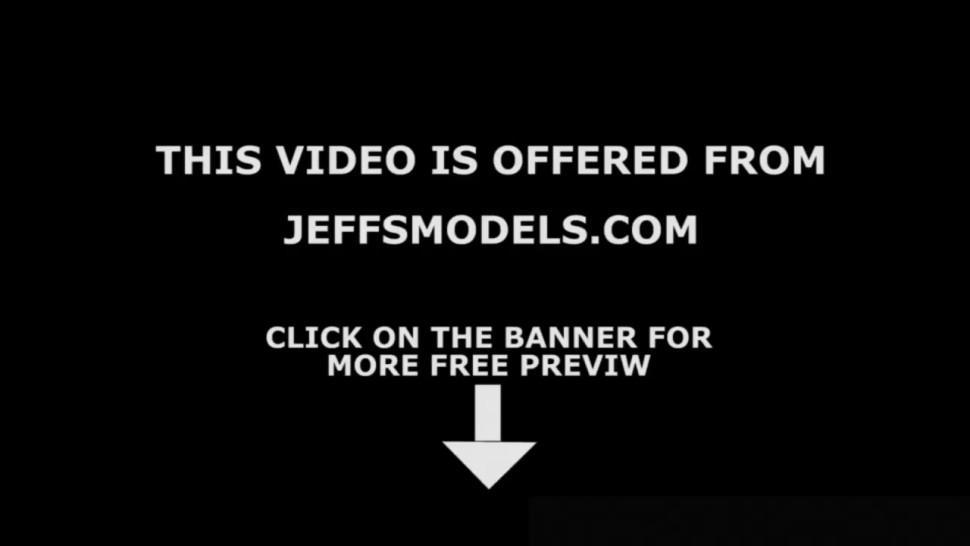 JEFFS MODELS - Fat and horny BBW Erin Green hardcore fuck