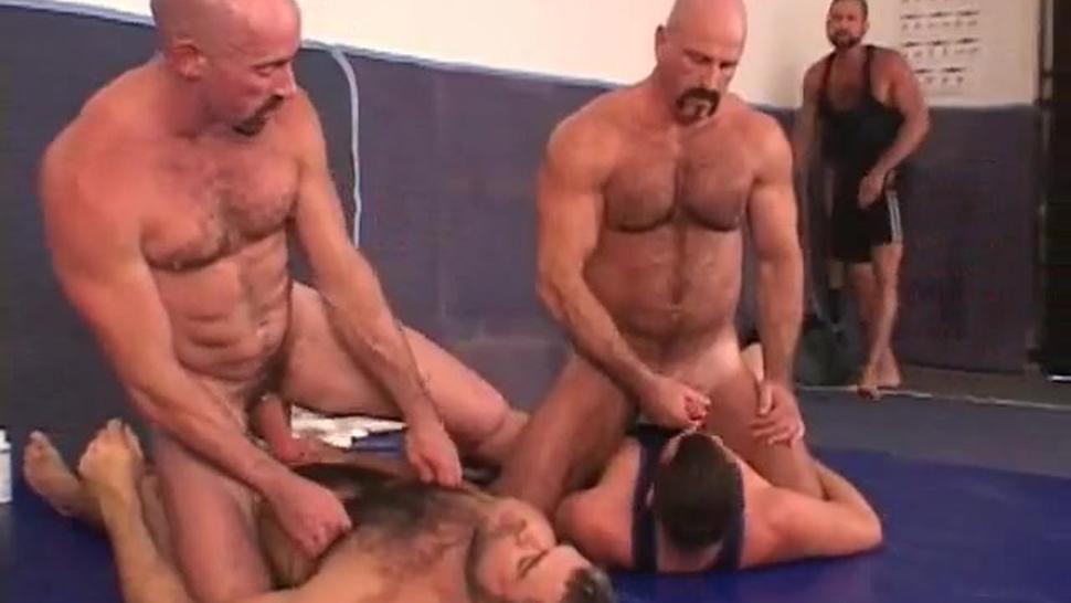 Big Bear Gay Orgy