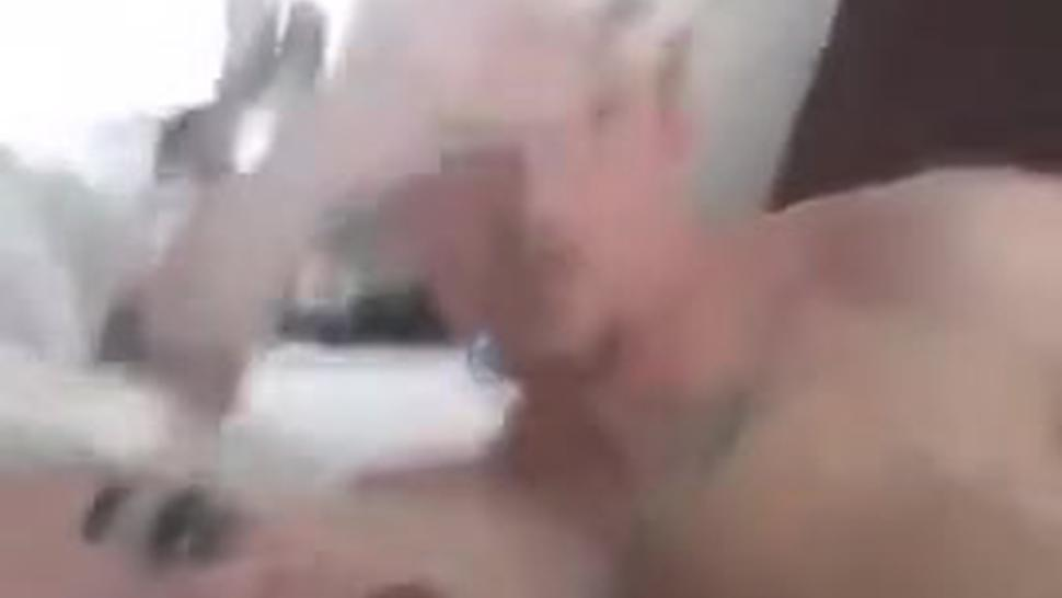 sexy cowboy fucks a skinny girl hard and she gets so wet