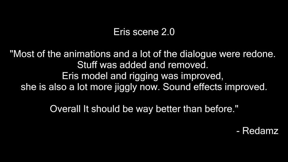 Monster Girl Island Demo - Eris The Demon Slime Scene Remake (HD)