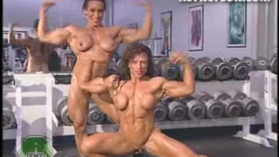 Nasty Naked Female Bodybuilders