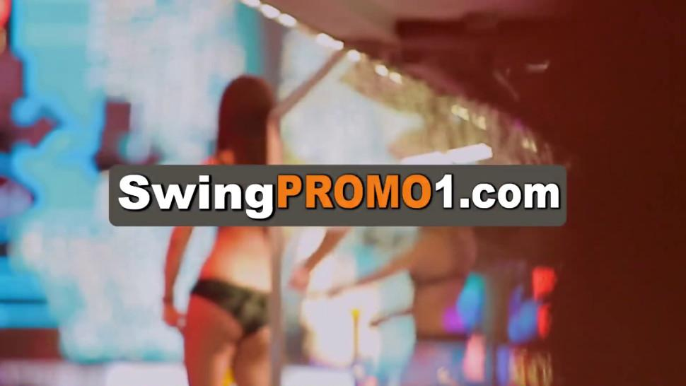 Amateur reality swing show Amateur swinger couples start the best sexual experience on TV