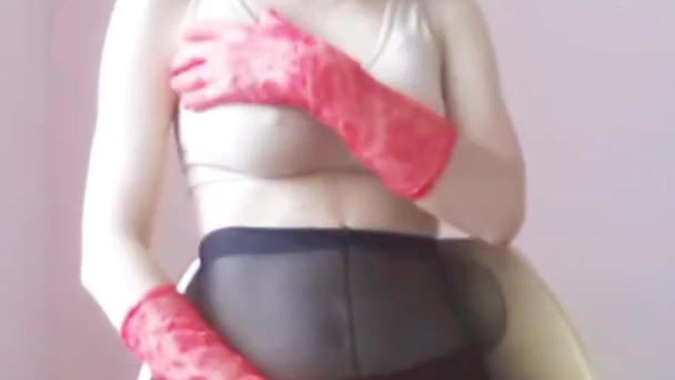 pantyhose girl