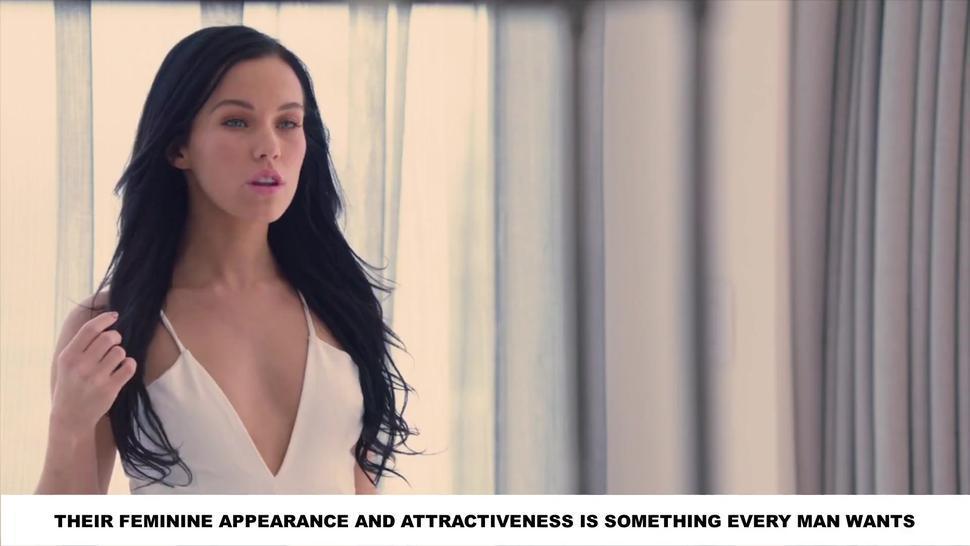 Beautiful White Women Want Black Men - Caption PMV Compilation