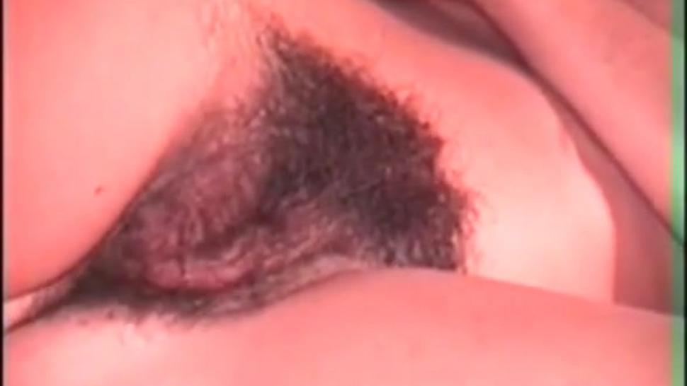 hairy husband with girl full bush