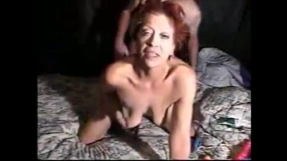 Very hot shaggy tits grandma get fucked doggystyle