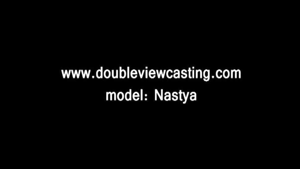 Naughty Teen Nastya's Anal Adventures