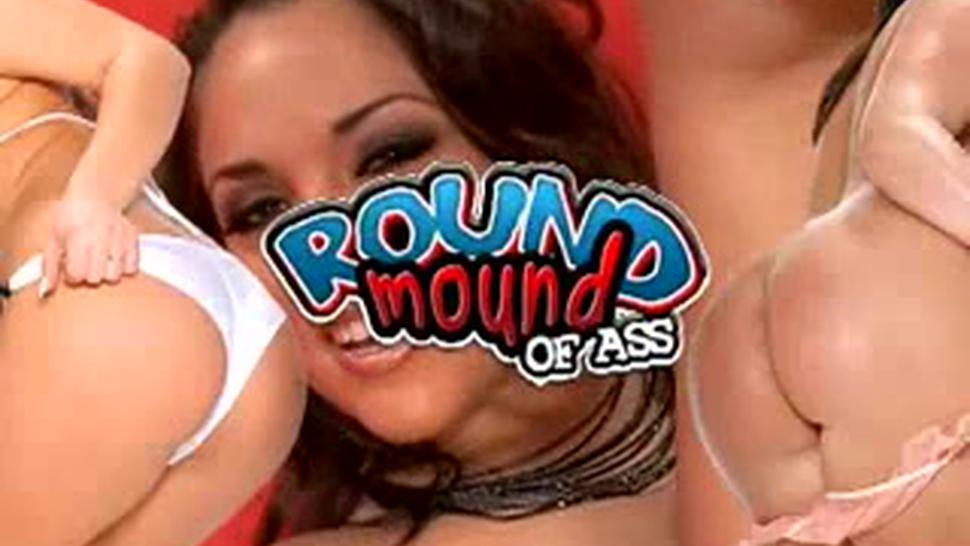 Round Ass Chick Gets To Suck A Huge Cock! - Kristina Rose