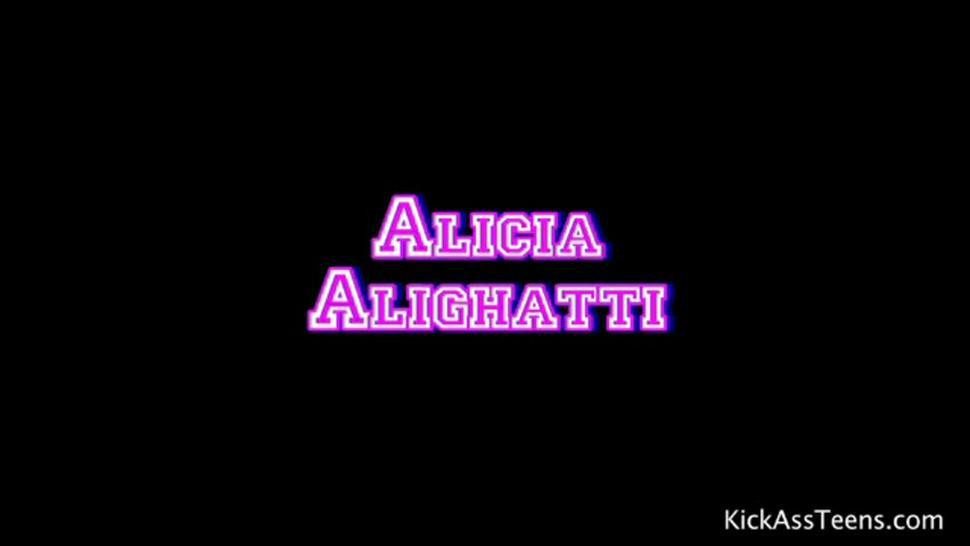 Alicia Alighatti - Teen Power