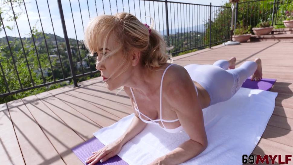 Brandi Love Her Good Neighbor Gets Milfy Pussy.mp4