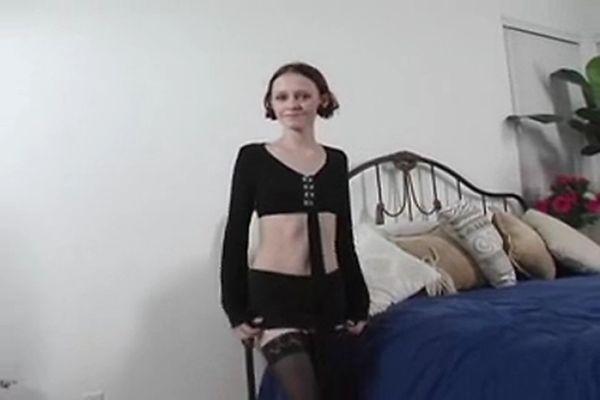 Teen Tranny Anal Creampie