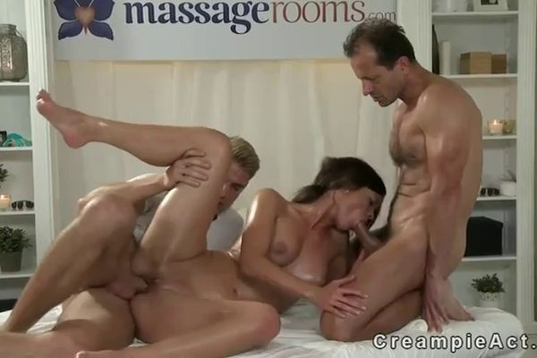 gay gangbang female erotic massage