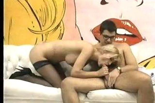 Tan anal porno