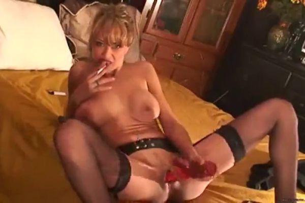Cougar squirting porno