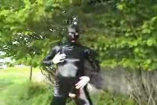 Fetish Latex Couple Have A Nice Fuck Outdoor Tnaflix Porn Videos