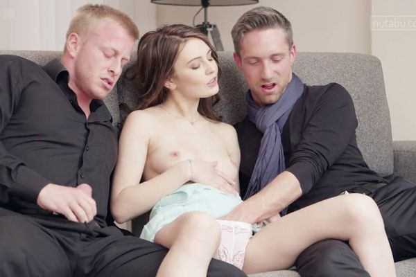consider, that bisexual orgy fuck hard and what further?
