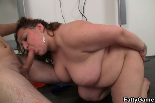 Fattygame She Loves Sucking And Riding His Young Dick Tnaflix
